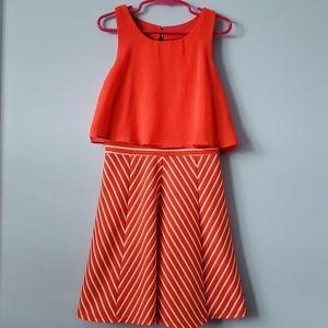Iz Byer Girl's Dress